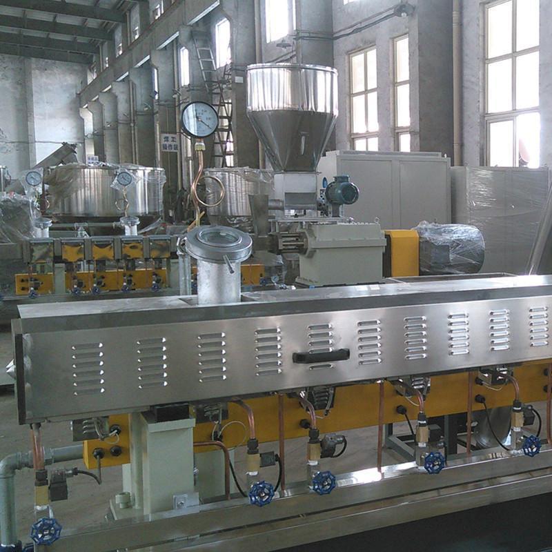 PE炭黑母料造粒機、塑料造粒機廠家