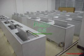 深圳科桌K146桌 边框翻转电脑桌 机房电脑翻转桌 多功能翻转器电脑桌 外贸学生培训课桌