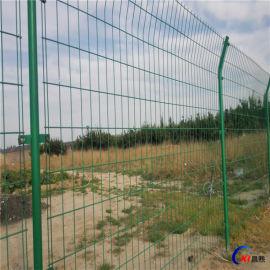 定做养殖铁丝网围栏 养殖场护栏网 农场防护隔离栅