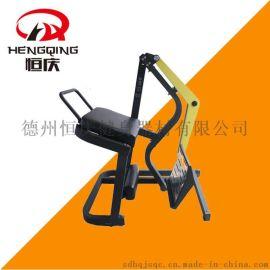 商用室内 后抬腿训练器健身器材 运动力量健身器械