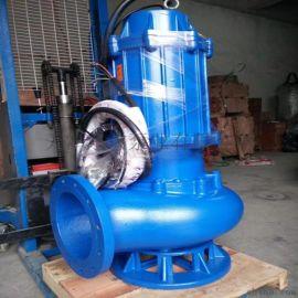 天津东坡自动搅匀潜水排污泵
