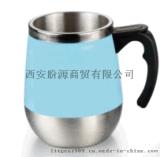 西安盼源保温杯定制玻璃杯制作广告杯子制作