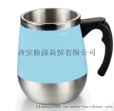西安盼源保溫杯定製玻璃杯製作廣告杯子製作