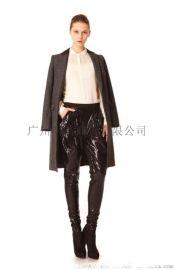 雙面羊絨大衣品牌折扣店女裝找廣州明浩