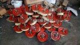 50型单托轮(橡胶)248型 人车配件