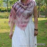 订制围巾,女款围巾定做厂家,订制印花女款围巾-汝拉
