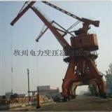 上海苏州南通码头吊机回收