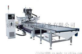 山东开料机橱柜加工设备木工开料机雕刻机