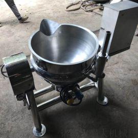 肉食工厂用夹层锅 出口卤煮鸡鸭夹层锅
