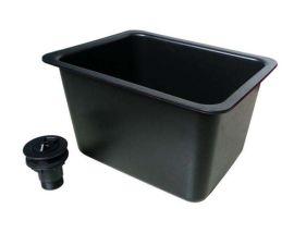 四川成都实验台水池水龙头 PP水槽台 洗涤台