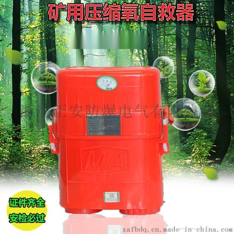 ZYX45隔絕式正壓氧氣自救器