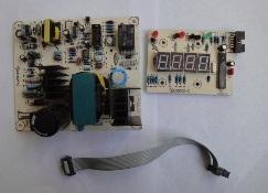微电脑智能充电机电路板