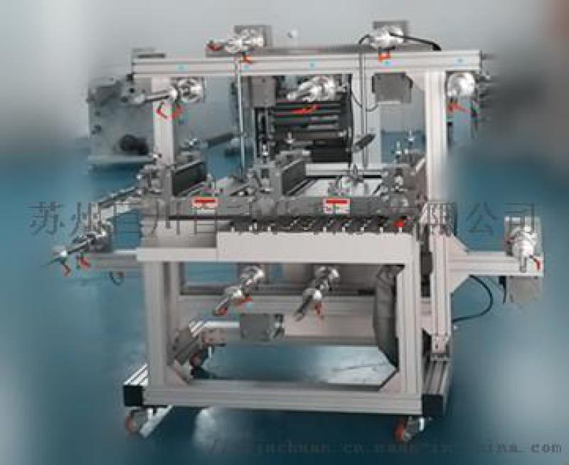 三工位貼合機、複合機、覆膜機