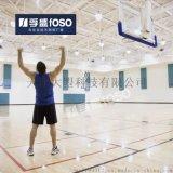 孚盛體育運動地板   運動場館專用實木楓木地板