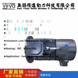 供应Y2VP-90S-2-1.5KW变频调速电动机