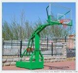 重庆学校移动配重式篮球架厂家