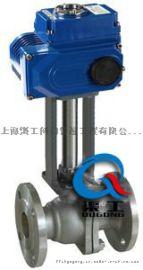 Q941M电动高温球阀 上海渠工.