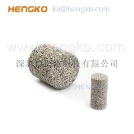 烧结不锈钢过滤器滤芯 不锈钢温湿度透气保护罩