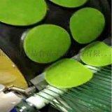 蔬菜果汁卷饼成型机 蔬菜饼皮春卷皮生产设备