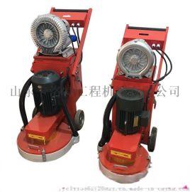 定金发货环氧地坪无尘研磨机 小型混凝土地面打磨机