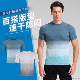 男式针织T恤