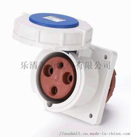 工业插头插座暗装插座IP67 乐清苏山3532IP67