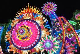 自贡大型灯会灯展彩灯策划设计制作
