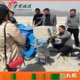 江西景德镇大型桥面抛丸工程混凝土抛丸机钢丸