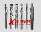 石墨电极模具孔加工专用CDW302石墨钻头