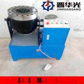 伊犁地区建筑48钢管缩口机电动钢管缩管机