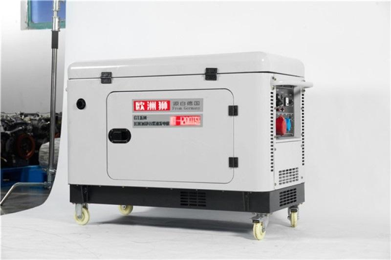 小型5kw无刷汽油发电机厂家