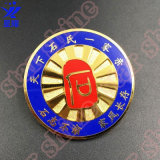 深圳琺琅 烤漆徽章 胸章訂做廠家直銷