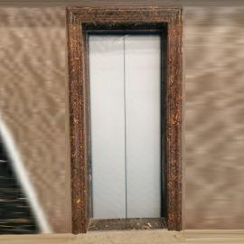 隆匯線條石材線條大理石電梯門套人造合成石電梯門套