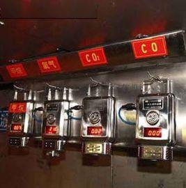 GJG40矿用红外甲烷传感器