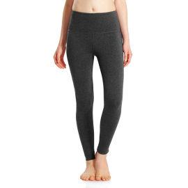 瑜伽服贴牌定制紧身弹力女健身服运动瑜伽长裤加工厂