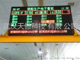 武汉工厂电子工业看板