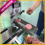 漢堡餅成型機 漢堡肉餅裹漿機 漢堡肉餅生產線