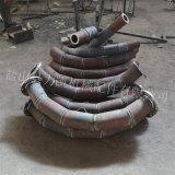 自蔓燃陶瓷耐磨彎頭廠家