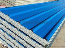 钢结构厂房彩钢板复合板净化板 邯郸京峰净化板