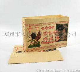 哈尔滨手牛皮纸袋定做 购物袋礼品袋定制印刷