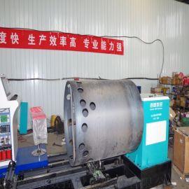 厂家定制数控切管机 相贯线切割机 金属管材切割设备