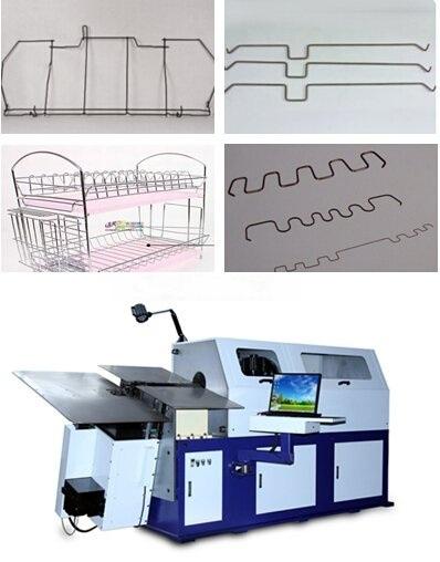 银丰自动化科技线材成型机