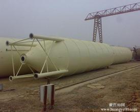 河南專業生產50T水泥倉/50噸散裝水泥倉/價格便宜,質量優,品牌:億立