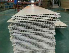 装饰墙板设备 PVC木塑装饰板材生产设备 集成快装墙板生产线