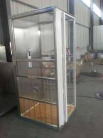 直供伟晨牌简易家用电梯(SJD0.3-4.5)液压简易货梯,室内外安装均可。