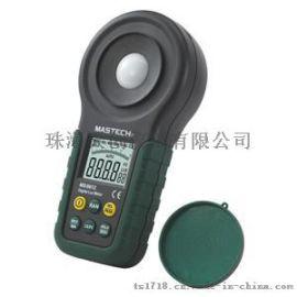 广东深圳MS6612便携式数字照度计