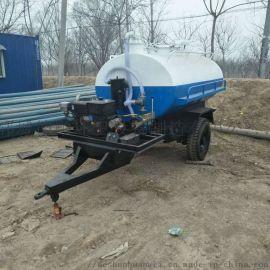小型吸粪车 拖拉机牵引式吸粪车 三轮抽粪车