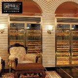红酒柜展示柜葡萄酒柜 不锈钢红酒柜酒店酒柜