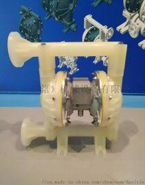 OVELL1寸PP气动隔膜泵A0PATTP