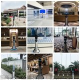 北京HGYM汇高众和迎宾机器人博物馆讲解机器人接待机器人咨询讲解机器人